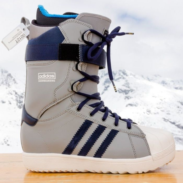 Snowboard Superstar 2017 Boots Adidas Grey ED9WH2IY