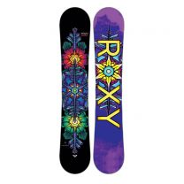Placa Snowboard Roxy Radiance Black 148