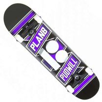 "Skateboard Complete Plan B Pudwill Wrapped 7.87"" UTILIZAT"