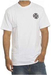 Tricou Independent Truck Co White
