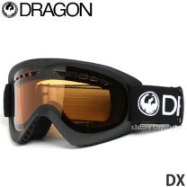 Ochelari Ski Snowboard DRAGON DX Cloud Black