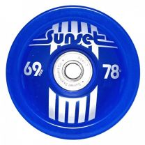 Roti Longboard Sunset Blue Conical 69mm