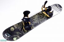 Placa Snowboard Drake League 2018 152 + Legaturi Snowboard Union Force Sand 19 M