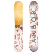 Placa Snowboard Arbor Swoon Rocker 2019 144