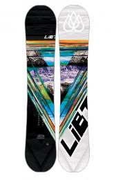 Placa Snowboard Lib Tech Travis Rice Pro HP C2 157