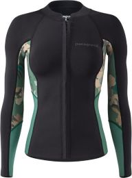 Bluza Patagonia R1 Lite Yulex Top 1.5mm black camo 4