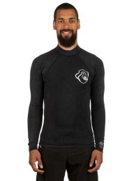 Bluza QuickSilver O high Dye B Rash Guard black S