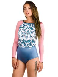 Body Pukas Cut One Piece palms L