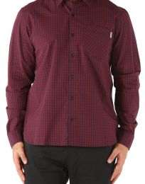 Camasa Carhartt Preston Shirt LS Red S