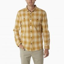 Camasa REEF View Shirt LS Brown L