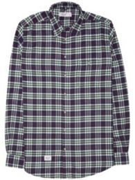 Camasa Reell Check Shirt Green S