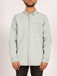 Camasa Volcom Crowley Shirt Blue