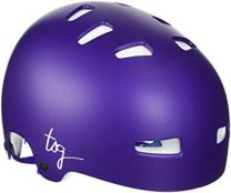 Casca Skate/Bike TSG Evolution Solid Color violett LXL