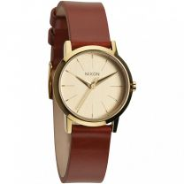 Ceas Nixon The Kenzy Leather light gold