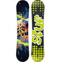 Placa Snowboard Copii Stuf Element Jr 125 1