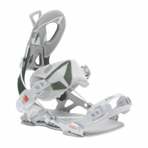Snowboard Bindings SP Core Grey/Olive 18/19