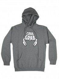 Hanorac CRAP GRAB Classic Hoody Grey