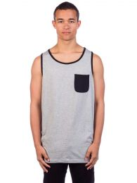 Maiou DC Contra 2 Tank Top Gray XL