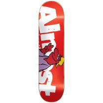 "Skateboard Deck Almost Monster HYB Red 8"" RESIGILAT"