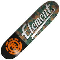 "Skateboard Deck Element Jungle Script 8.2"" RESIGILAT"