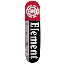 "Skateboard Deck Element Section Black Shape 7.75"" RESIGILAT"
