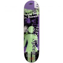 Skateboard Deck Girl Conspir Carroll 8.375""