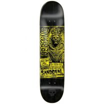 Skateboard Deck Zero Sandoval Punk Flyer 8.125""