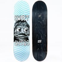 "Skateboard Deck Sweet SKTBS Disorder Eyes 8.25"" RESIGILAT"