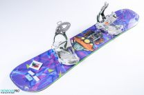 Snowboard Lobster Park Board Special Aditiion 2 151 + Snowboard Bindings SP Core Grey/Olive 18/19 M