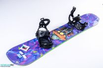 Snowboard Lobster Park Board Special Aditiion 2 151 + Snowboard Bindings SP Core Black 18/19 M