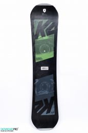 Placa Snowboard Copii K2 Rental Black Rocker 120 1