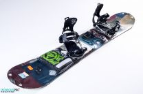 Pachet SPLITBOARD K2 Panoramic Package 2017 162 + Legaturi Splitboard SP Split Black 18/19 Multientry L