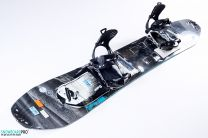 Placa SPLITBOARD Volkl Xsight Set Mit Voile Und Skin 2016 163 + Legaturi Split Black 18/19 Multientry L