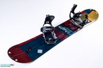 Placa SPLITBOARD K2 Panoramic 2016 168 + Legaturi Splitboard SP Split Black 18/19 Multientry L