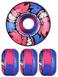 Roti Skateboard Spitfire Formula Four 55mm