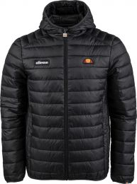 Geaca Iarna Ellesse Lombardy Padded Puffer Anthracite Gray XL