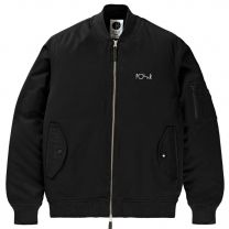Geaca Polar Bomber Jacket Black