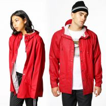 Geaca Rains Jacket Red ML