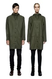 Geaca Rains Long Green XS
