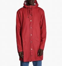 Geaca Rains Long Red XS