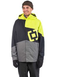 Geaca Snow Horsefeathers Atoll Jacket Lime Yellow L