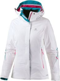 Geaca Snow Salomon Brilliant White XS