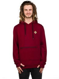 Hanorac B/T Shred Hoodie Red Bordeaux XL