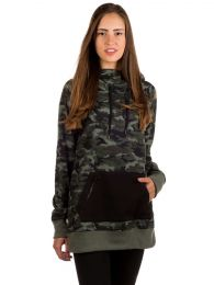 Hanorac Empyre Greenridge Tech Fleece Black Camo XS