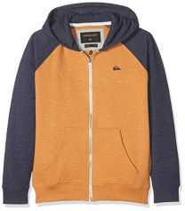 Hanorac Quiksilver Everyday Zip Hoodie Orange XL