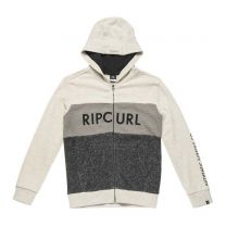 Hanorac Rip Curl Authentic Hooded Zip White T10
