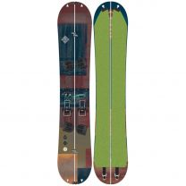 SPLITBOARD K2 Panoramic Package 168