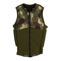 Vesta Liquid Force Cardigan Vest Camo armata S