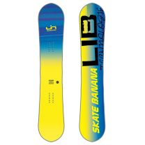 Placa Snowboard Lib Tech Skate Banana BTX 2018 Blue 156 2
