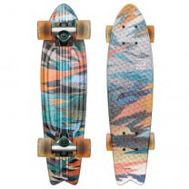 Cruiser Penny Board Globe Bantam Graphic ST Current RESIGILAT